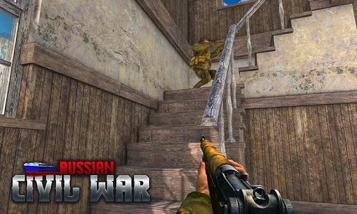 Russian Army Civil War Battlegrounds Survival Game 1.0.3 screenshots 4
