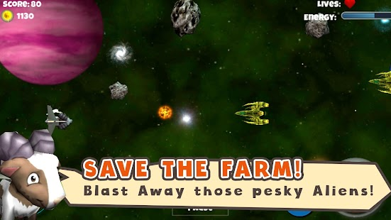 Cosmic Cow- screenshot thumbnail