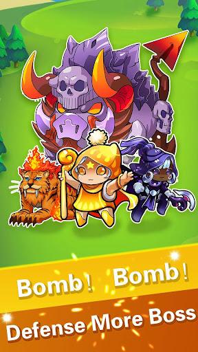 Idle Monster Marbles-Bomb! Bomb! screenshot 5