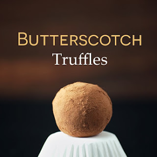 Butterscotch Truffles