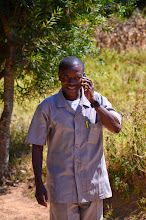 Photo: Marekani Abednego, misionář Nyololo