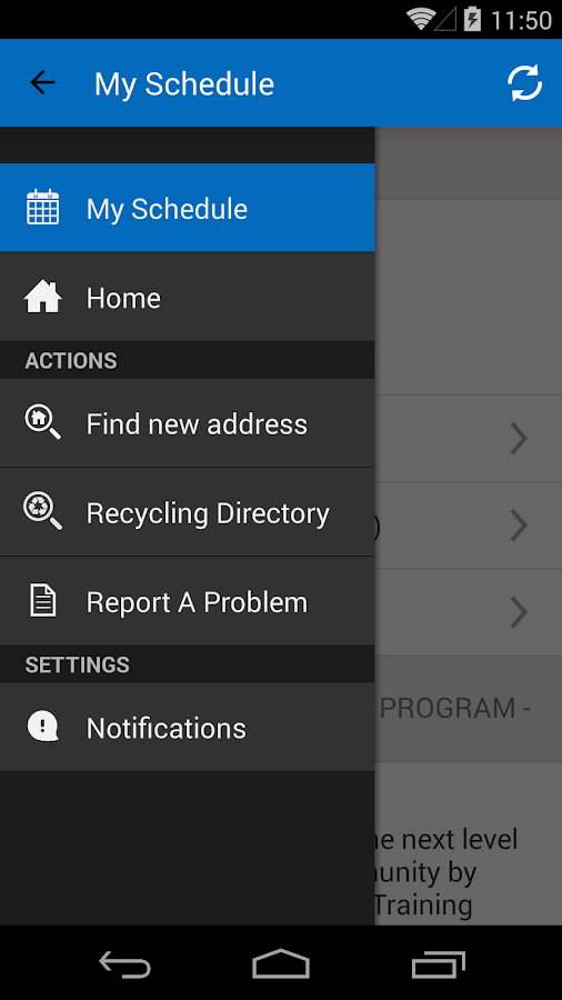 Denver Trash and Recycling- screenshot