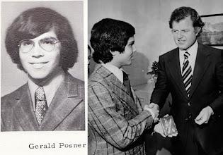Photo: Winning the Micklejohn Debate with Teddy Kennedy, Berkeley, 1973