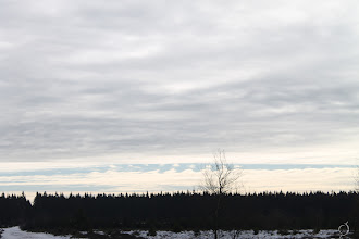 Photo: A Kelvin-Helmholtz instability, or something that looks like that