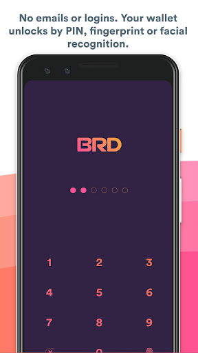 BRD - bitcoin wallet for Android apk 2