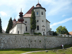 Photo: Traunkirchen plébánia temploma