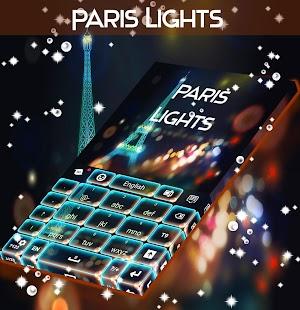 Paris Lights Keyboard - náhled