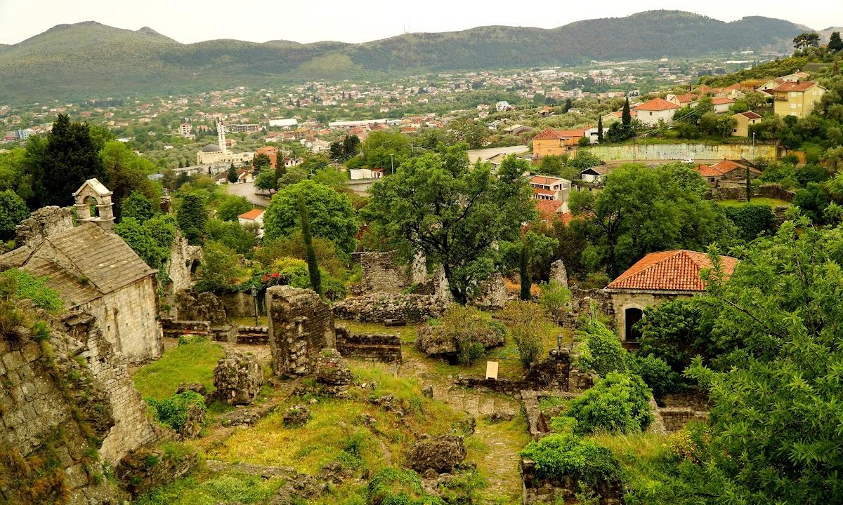 Stari Bar Czarnogóra