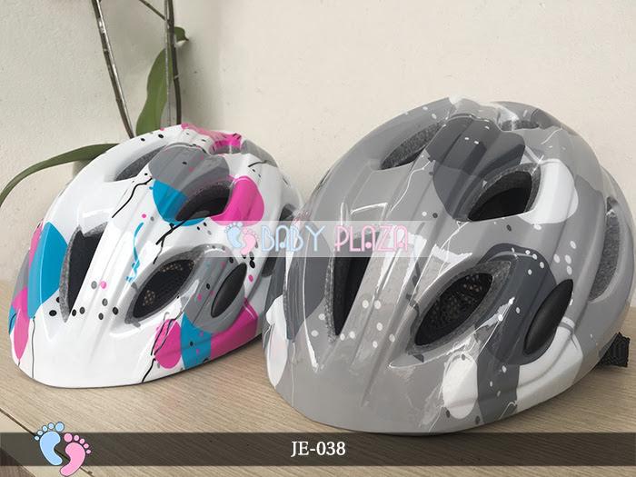 Mũ bảo hiểm cho bé cao cấp JE-038 1
