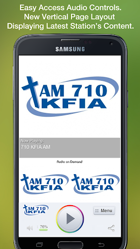 710 KFIA AM