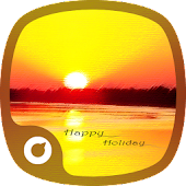 Happy Holiday - Solo Launcher Theme
