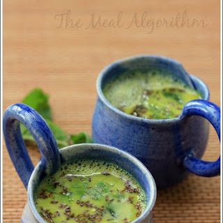 Lemony Lentil Soup Recipe