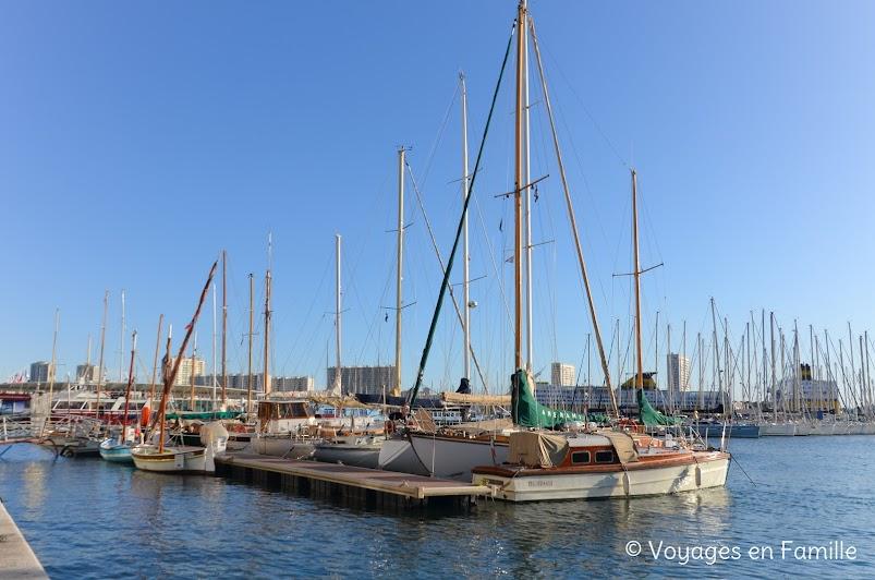 Toulon - bord de mer