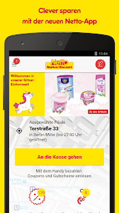 netto angebote deutschlandcard punkte einl sen apps bei google play. Black Bedroom Furniture Sets. Home Design Ideas