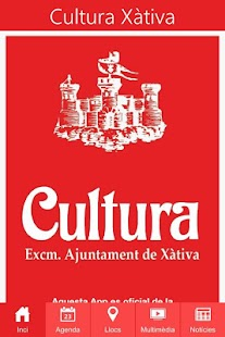 Cultura Xàtiva- screenshot thumbnail
