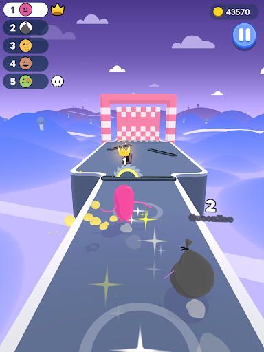 Dumb Ways to Dash [Mod] Apk - Cuộc chạy đua ngu ngốc