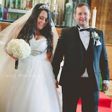 Wedding photographer Amy Woodham (amywoodham). Photo of 02.07.2019