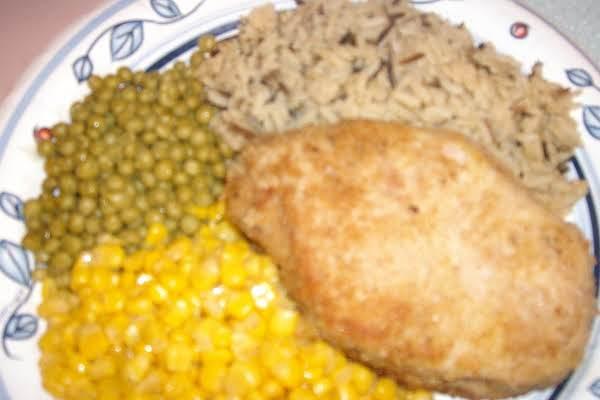 Breaded Pork Chop Recipe