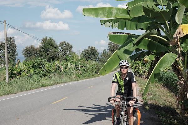In Thailand herrscht Linksverkehr.