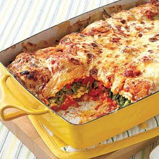Baked Ravioli Lasagne