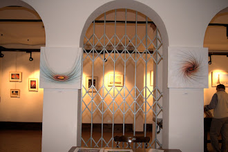 Photo: Sala espositiva Società operaia di Mutuo Soccorso (Bondeno)
