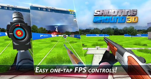 Shooting Ground 3D: God of Shooting 1.17.3 de.gamequotes.net 4