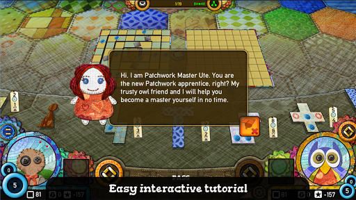 Patchwork The Game - screenshot