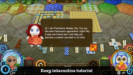 Patchwork The Game Screenshot 10