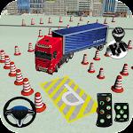 Truck Parking Simulator Free Icon