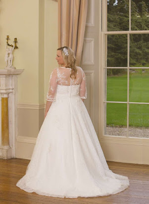 D1441-C Wedding Dress Sacha James