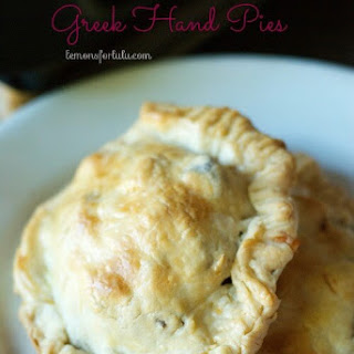 Greek Hand Pies