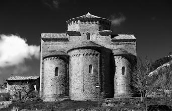 Photo: Sant Jaume de Frontanyà