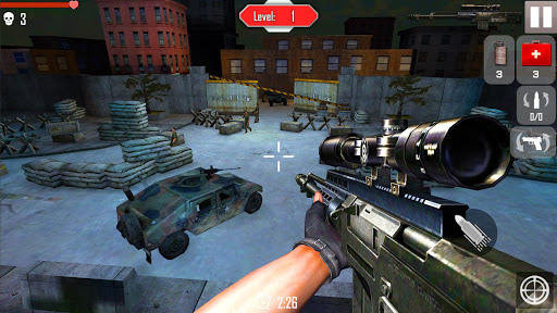 Sniper Shoot War 3D android2mod screenshots 3