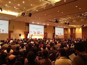 Photo: Devoxx France 2012 keynote