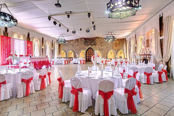 Фото №4 зала Большой банкетный зал ресторана «Замок Айвенго»