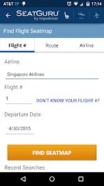 SeatGuru: Maps+Flights+Tracker Screenshot 2
