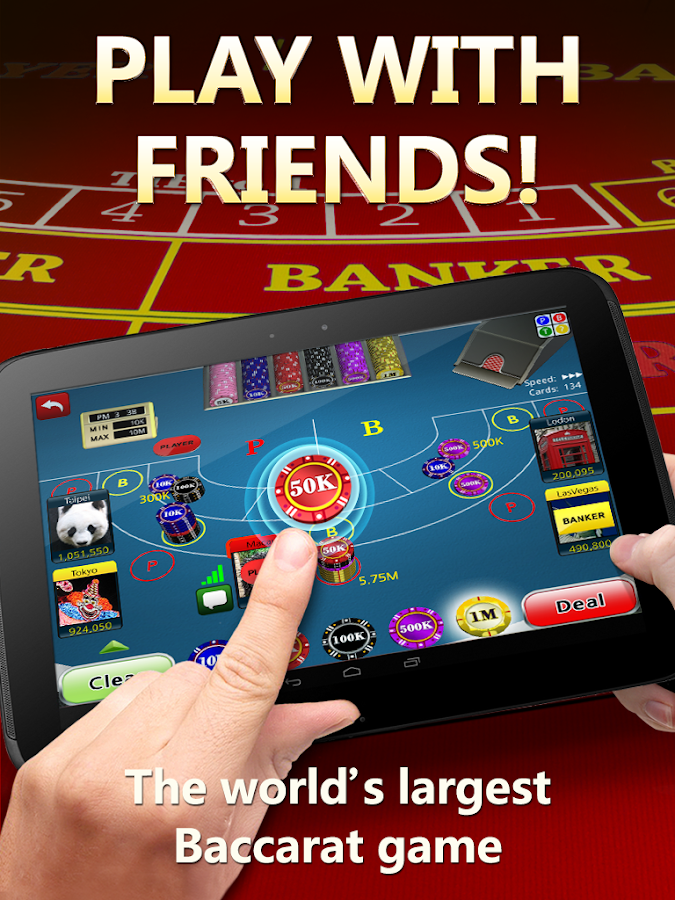Play Baccarat Online – Choose a Casino from our Toplist