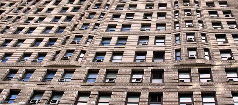 le finestre del Flat Iron di smpaint