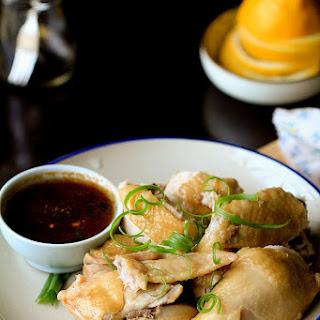 Chinese Steamed Chicken Recipe