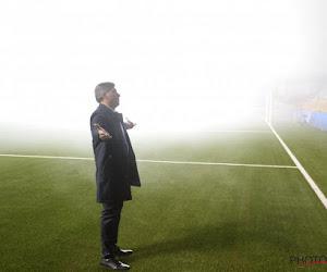 """'Sint' Felice Mazzu verwijst subtiel naar het oude Standard: """"Er is slechts één coach in België die het wedstrijdverloop kan veranderen tijdens die korte onderbreking"""""""
