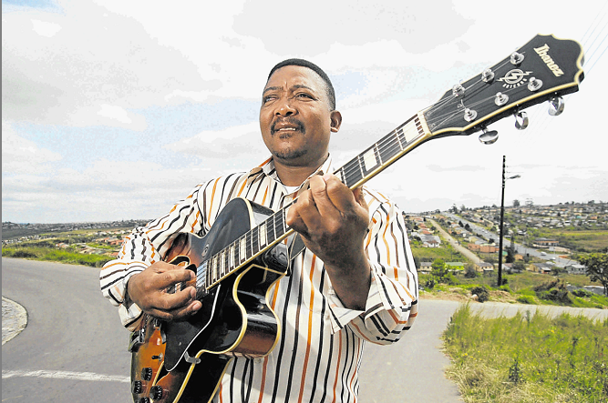 COMMUNITY-CENTRED: Mdantsane jazz artist Lulama Gaulana says today?s Jazz Revival Show is a step in the right direction.