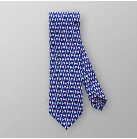 ETON mörkblå slips med glassar