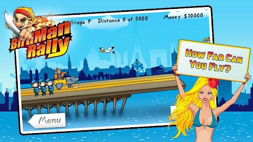 Birdman Rally screenshot 2