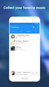 Free Music Player screenshot 5