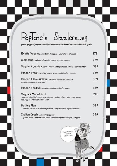 Pop Tate's menu 12