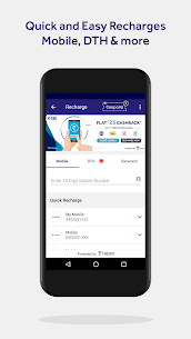 BHIM SBI Pay: UPI, Recharges, Bill Payments, Food Apk Download 4