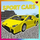 Sport cars for minecraft- mods for mcpe icon