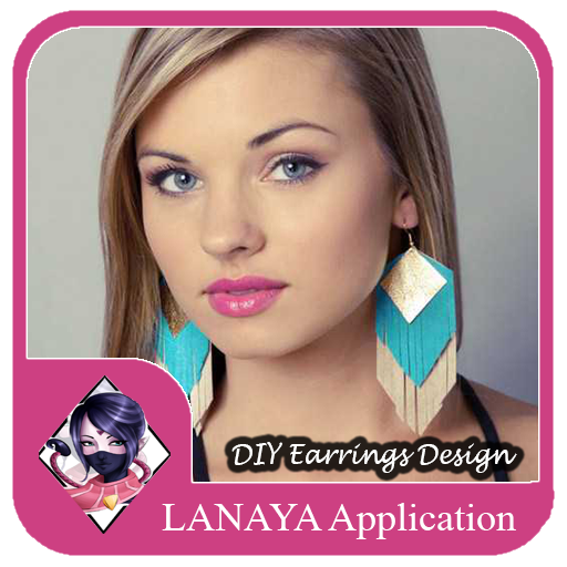 DIY Earrings Design Ideas 生活 App LOGO-APP試玩