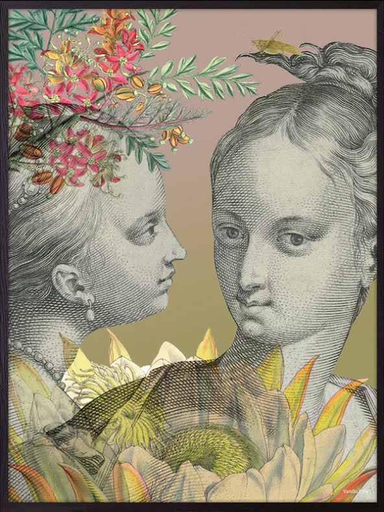 Belles Femmes poster 70x100