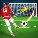 Crazy Shoot Soccer Kicks: Mini Flick Football Game icon